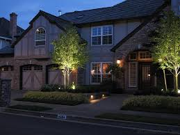 Outside Landscape Lighting - impressive led outdoor yard light led light design glamorous led