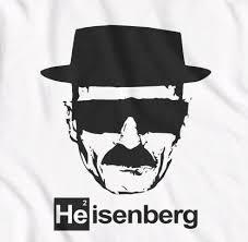 breaking bad heisenberg sketch t shirt
