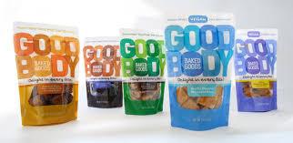goodbody baked goods the dieline packaging branding design