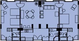 Rosen Shingle Creek Floor Plan Hospitality Suite Floorplan 600 Sq Ft Of Space Boardroom Table