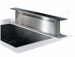 hotte cuisine verticale hotte verticale encastrable choix d électroménager
