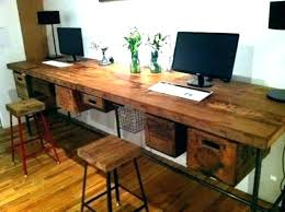 Small Wood Computer Desk Pine Wood Computer Desk Amish Pine Wood Computer Desk Small Wood