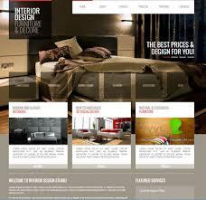 home interior company contractors website templates builders websites design company
