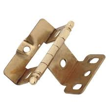 full wrap cabinet hinges solid brass full wrap cabinet hinge full inset 3 4 door