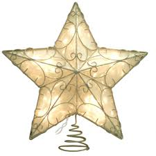 large silver star tree topper tree toppers christmas trees