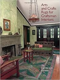 Arts And Crafts Interior Arts And Crafts Rugs For Craftsman Interiors The Crab Tree Farm