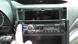 how to install an aftermarket car radio with bluetooth youtube