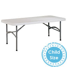 party table rental kids 4 ft rectangular tables for rent for children s birthday