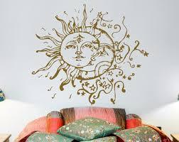 sun and moon symbol etsy