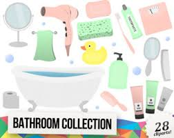 Bathroom Clipart Bullet Journal Date Boxes Planner Boxes Clipart Filofax