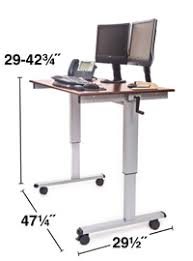 stand up desks luxor