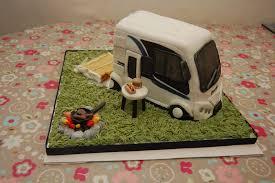 southdowns motorhome news concorde motorhome shaped birthday cake