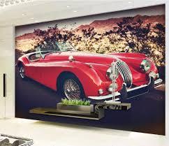 3d Wallpaper Home Decor by Online Get Cheap Wallpaper Home 3d Red Aliexpress Com Alibaba Group