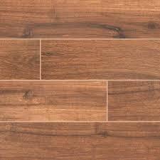 wood tile 3 50 palmetto porcelain 6x36 chestnut wood look tile
