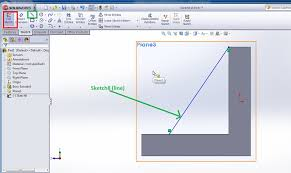how to use solidworks rib tool feature in solidworks cad software