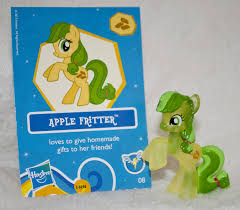 My Little Pony Blind Packs Blind Bags Wave 7 Crystal Ponies Ice Blue Bags My Little