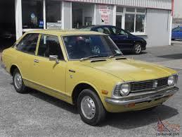 1974 toyota corolla for sale 1974 toyota corolla ke20