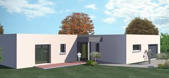 plan maison contemporaine plain pied 3 chambres construction 86 fr plan maison contemporaine plain pied de type 4