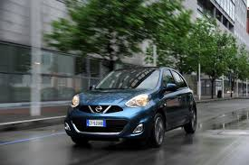 nissan micra 2014 nissan facelifts the micra gives it styling and equipment
