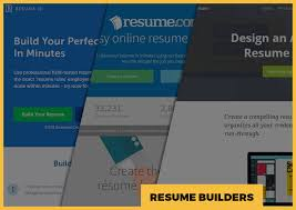 resume builders the more efficient way to create a competitive