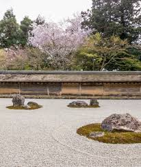 shrines temples and rock gardens kyoto japan where in the