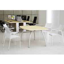 Boat Shaped Meeting Table D3k Meeting Tables Wave Office Ltd