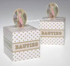 baptism recuerdos 24 pcs guardian angel paper box boxes favors candy bautizo baptism