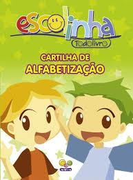 Common Cartilha de Alfabetização - Escolinha Todolivro &WJ84