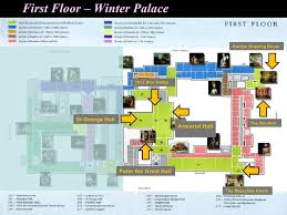 first floor u2013 winter palace