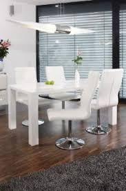 esszimmer modern weiss stühle modern esszimmer weiß rheumri