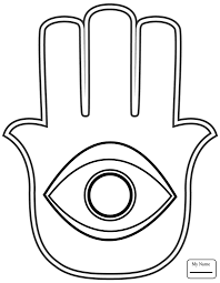 cute hamsa coloring pages printable coloring pages ideas resume