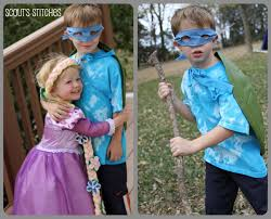 all the joy rapunzel costume