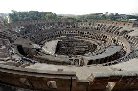 best way to see the colosseum rome rome with a view colosseum opens its top levels to news 1130