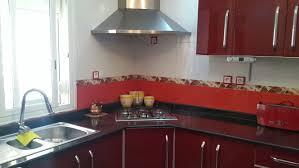 cuisine moderne bordeaux cuisine moderne bordeaux avec îlot central tlemcen cuisine