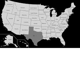 map of the united states with arizona highlighted file us map highlighted png