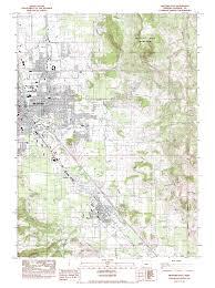 Roseburg Oregon Map Mining In America