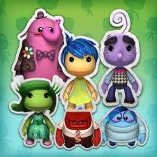 Inside Out Costumes Littlebigplanet 3 Inside Out Costume Pack On Ps4 Ps3 Official