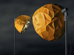 buy the diesel with foscarini rock floor lamp at nest co uk
