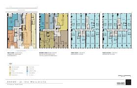 floor plan of an office oslo uli case studies the floor plan for three bedroom units all