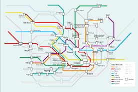 Buenos Aires Subway Map by Maps Of Dallas Tokyo Subway Map