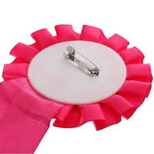 happy birthday sash happy birthday 60 today satin sash 60th birthday rosette hot pink
