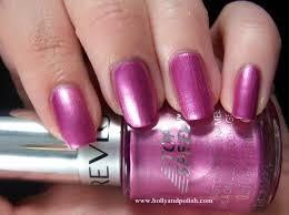 holly and polish a nail polish and beauty blog revlon orchid