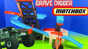u sewer cruising grave digger monster truck toys for kids with