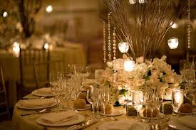 Wedding Table Decorations Amazing Wedding Table Decoration With Flowers And Candles