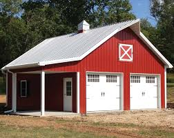 Barns Garages Pole Barns And Pole Building Pictures Farm And Home Structures Llc