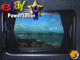 vw t5 t6 transporter blackout curtain campervan o s sliding door