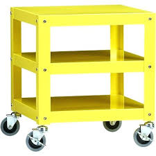 Rolling Bathroom Storage Cart by Capricious Rolling Bathroom Cart Silver 4 Tier Slim Rolling Cart