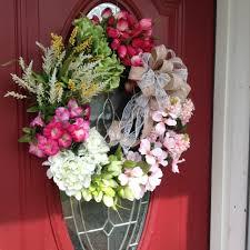 front doors mesmerizing summer wreath for front door summer