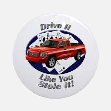 dodge ornament cafepress