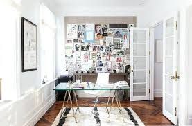 Chic Home Office Desk Entrancing 60 Chrome Office Desk Design Ideas Of Fine Chrome